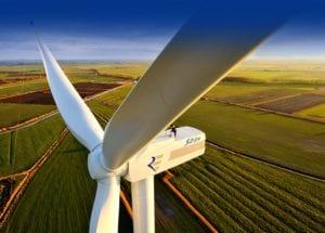 energía eólica francia
