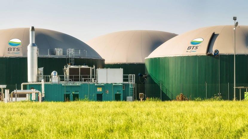 plantas de biogás