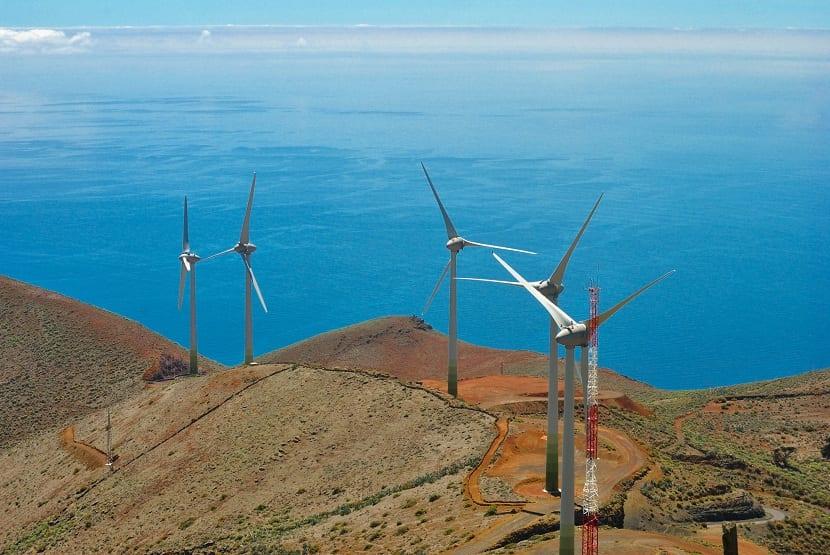 renovables islas canarias