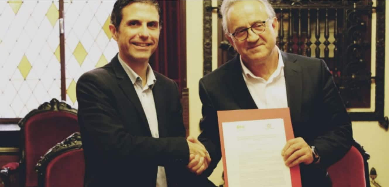 Firma del proyecto