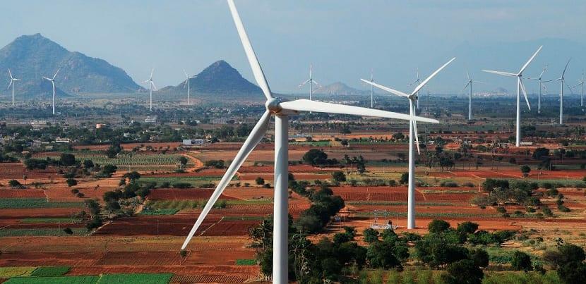 Energía eólica en Alemania