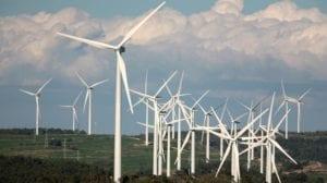 energía eólica españa