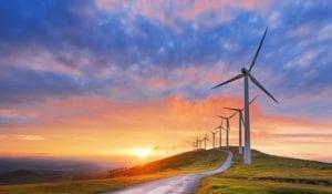energía eólica récord en la UE
