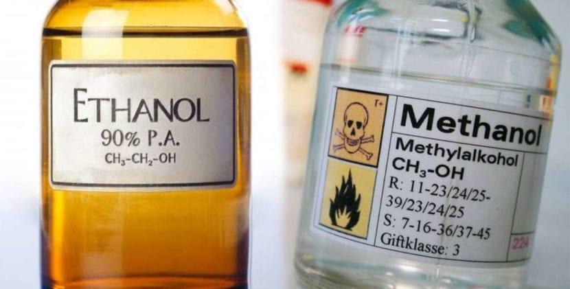 Botes de productos químicos