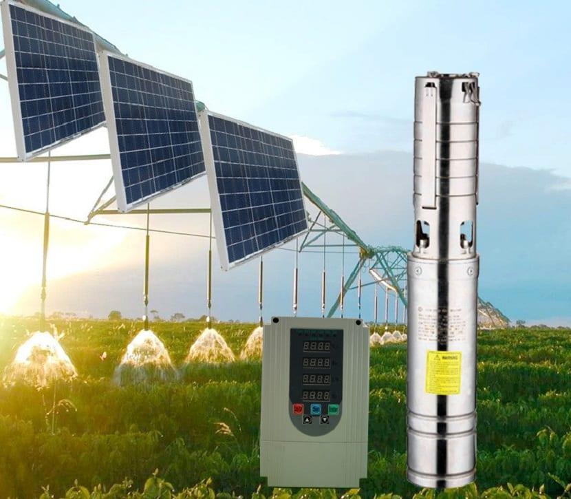 precios de las bombas de agua solar