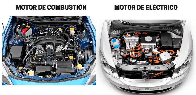 Diferencia de motores