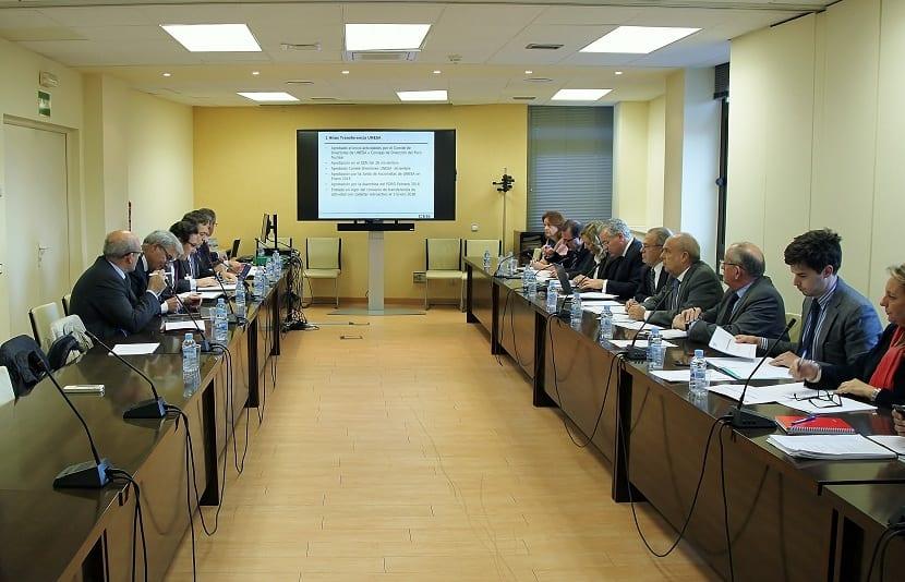 Expertos del Consejo de Seguridad Nuclear