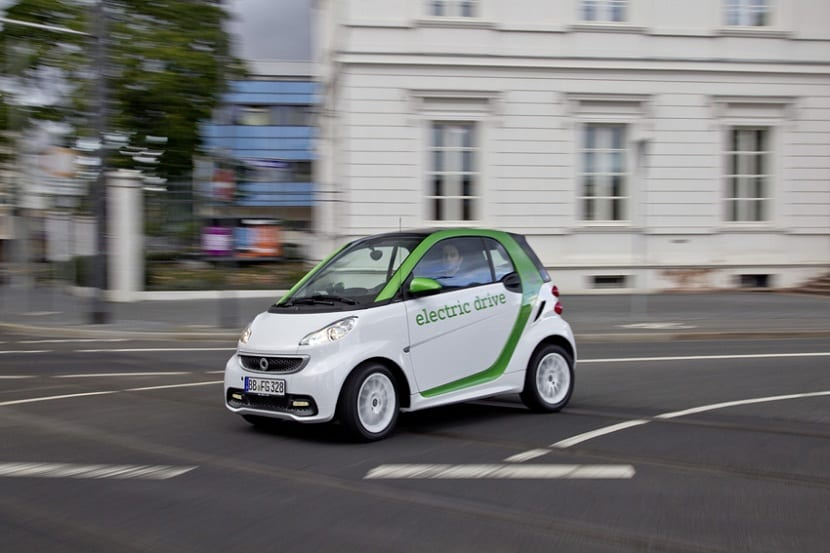 nuevo modelo de coche eléctrico