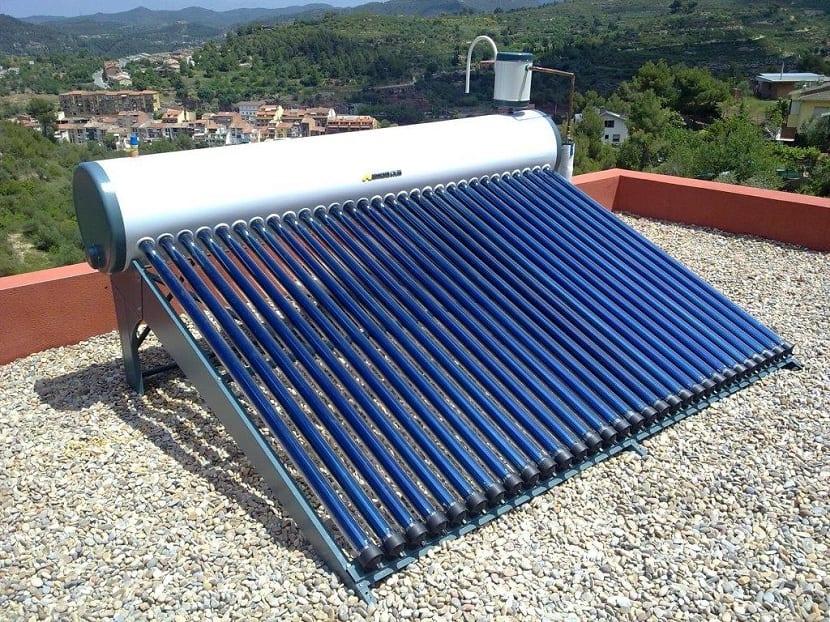 Qué es la energía solar térmica
