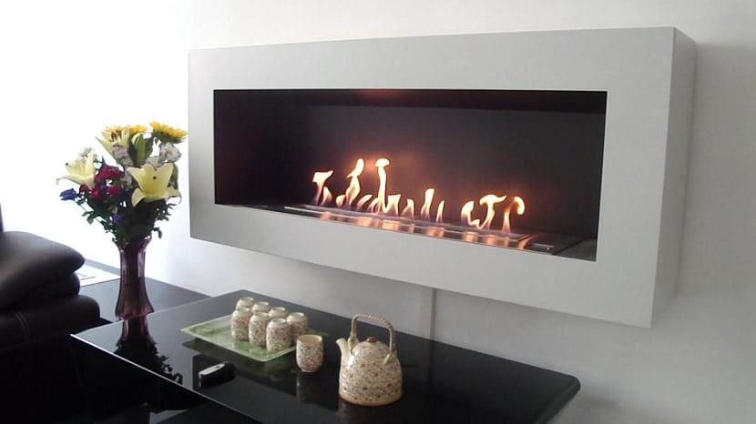 Utilización de bioetanol para calefacción en el hogar