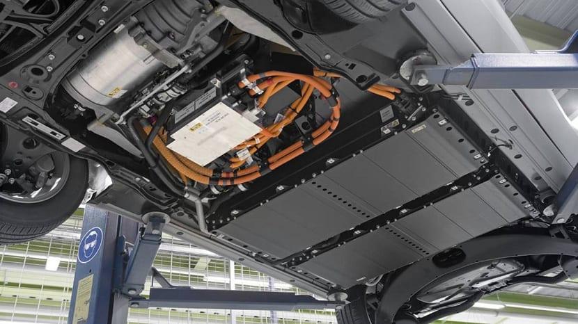 baterias del coche eléctrico