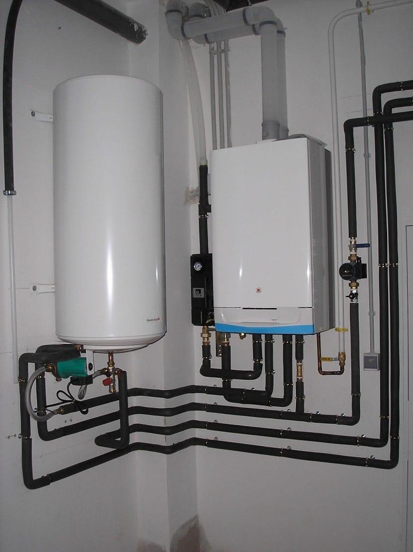 ventajas de las calderas de gas natural