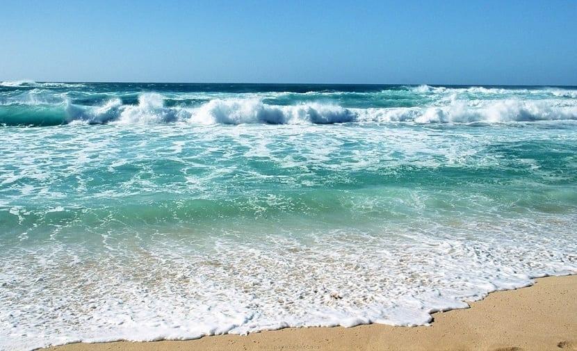 Energía obtenida a través del agua salada