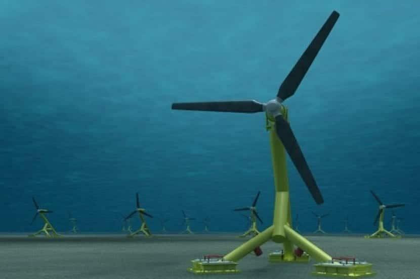 Energía vibratoria marina