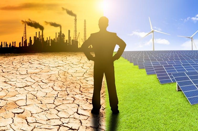 Energías alternativas necesarias