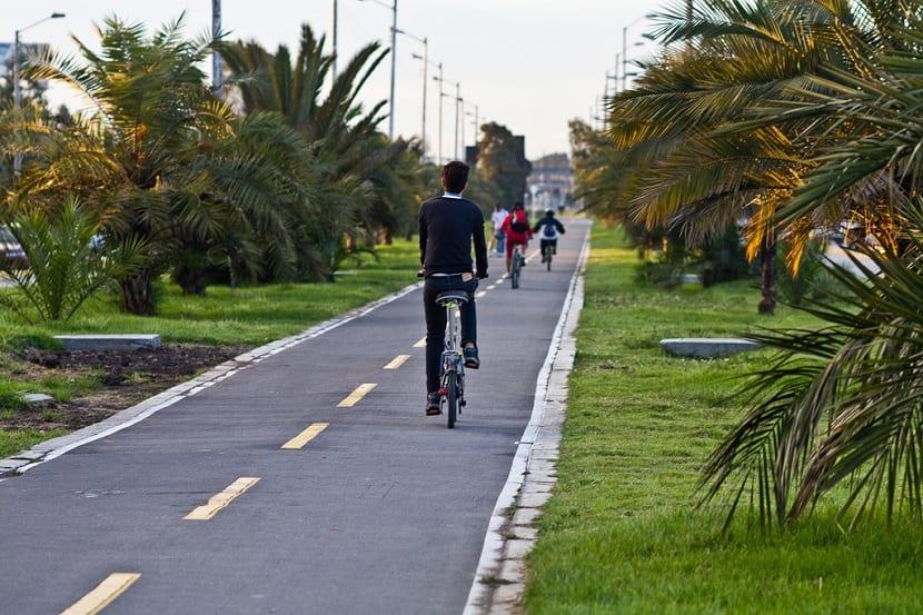 Bicicleta como transporte sostenible
