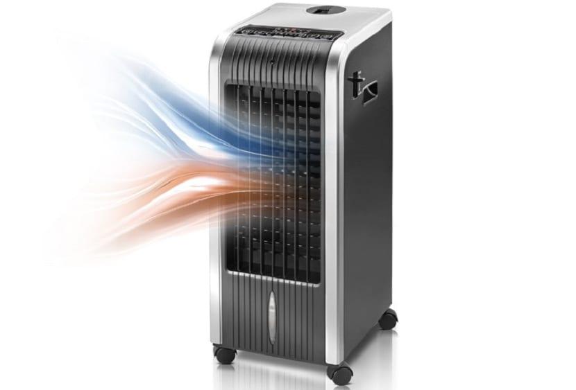 Funcionamiento del climatizador