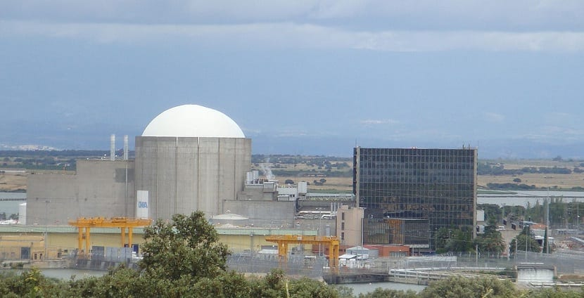 Central nuclear Almaraz