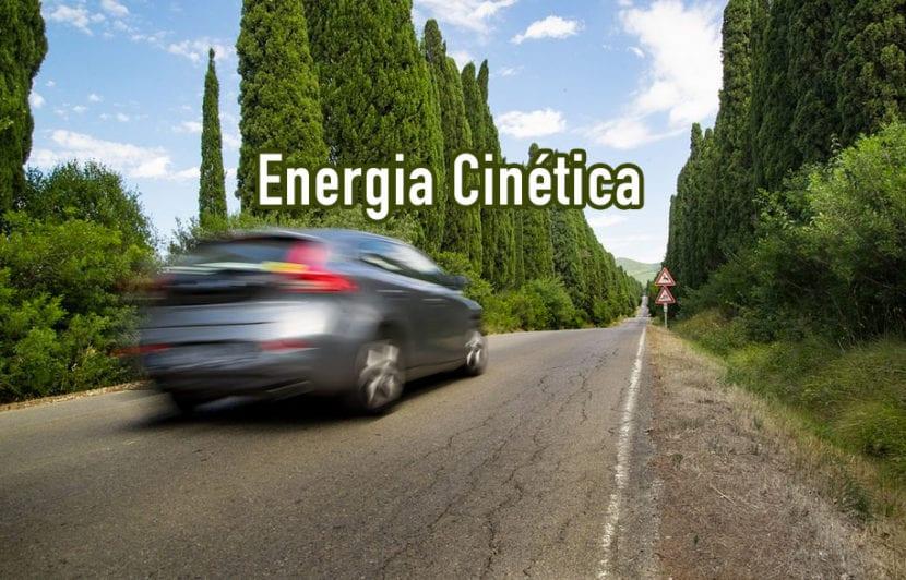 Energía cinética de un vehículo