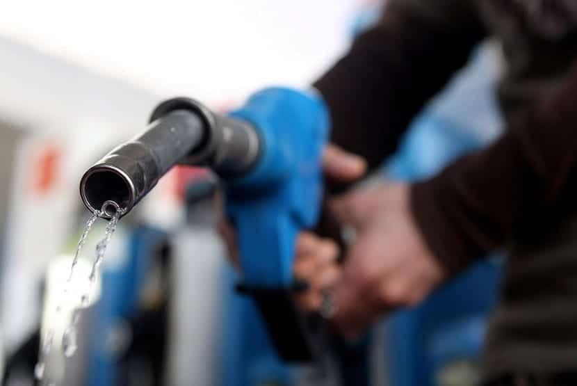 Gasolina como combusible fósil