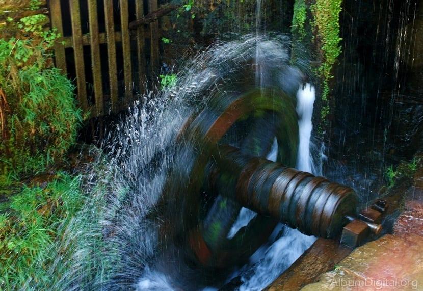 Historia de la energía hidráulica