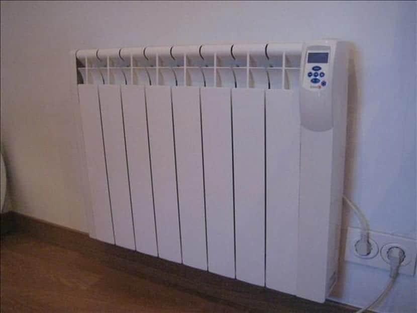 Características de los emisores térmicos