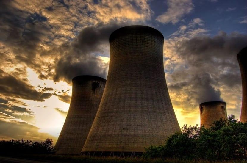 Energía nuclear como electricidad