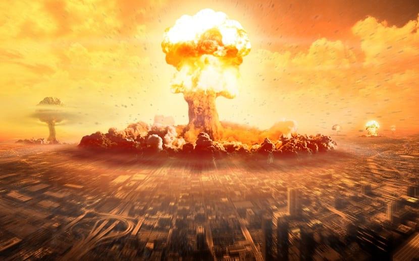 Riesgos de la energía nuclear