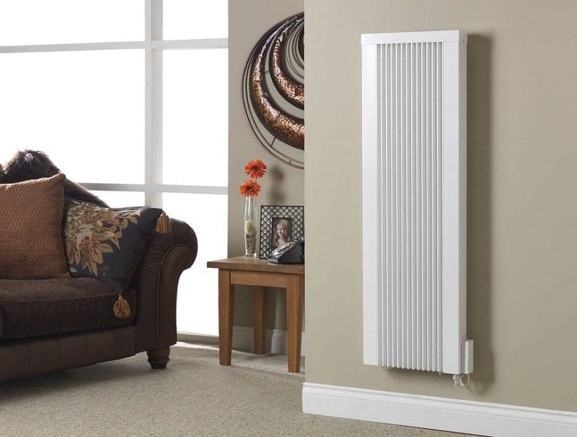 Tipos de radiadores de bajo consumo