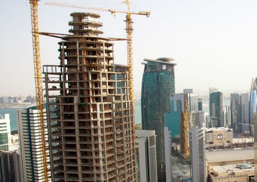 Construccion de nuevos edificios eficientes