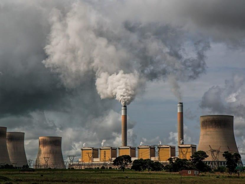 Contaminacion por energia no renovable
