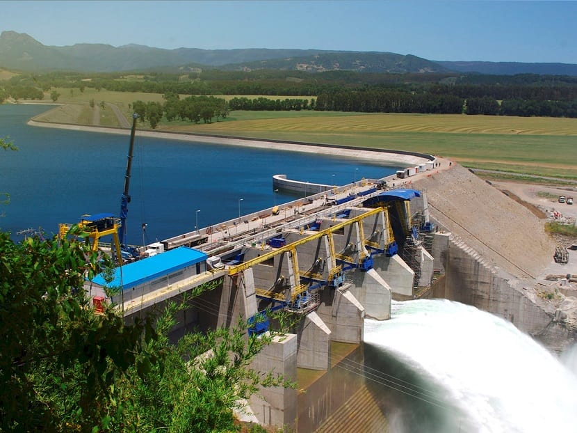 Explotación de las centrales hidráulicas