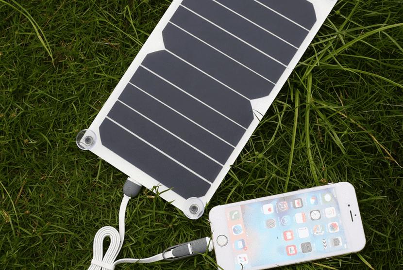 Inconvenientes de un cargador solar