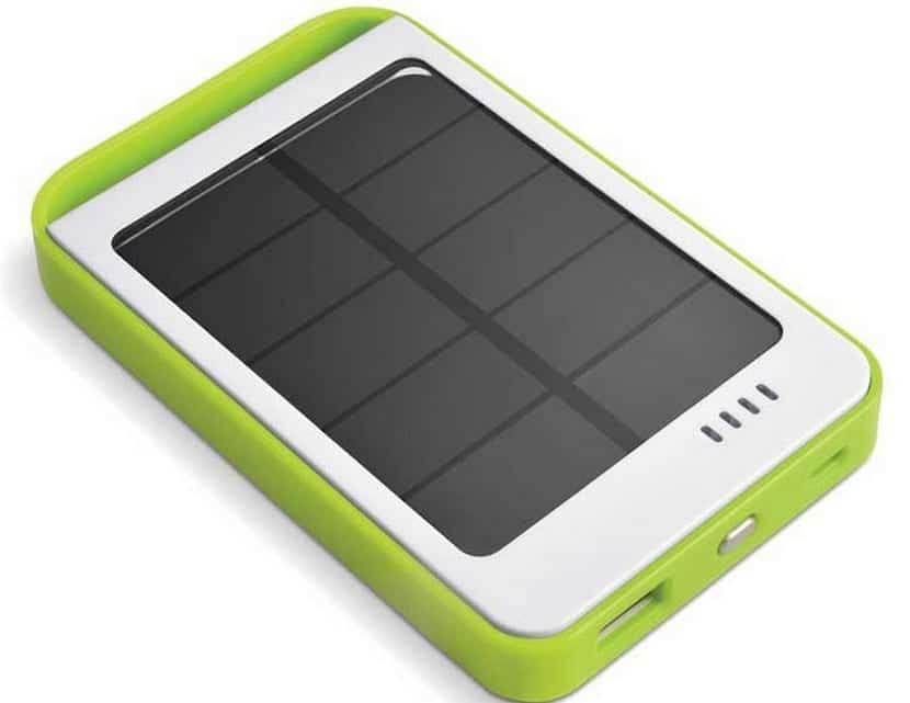 Que es un cargador solar