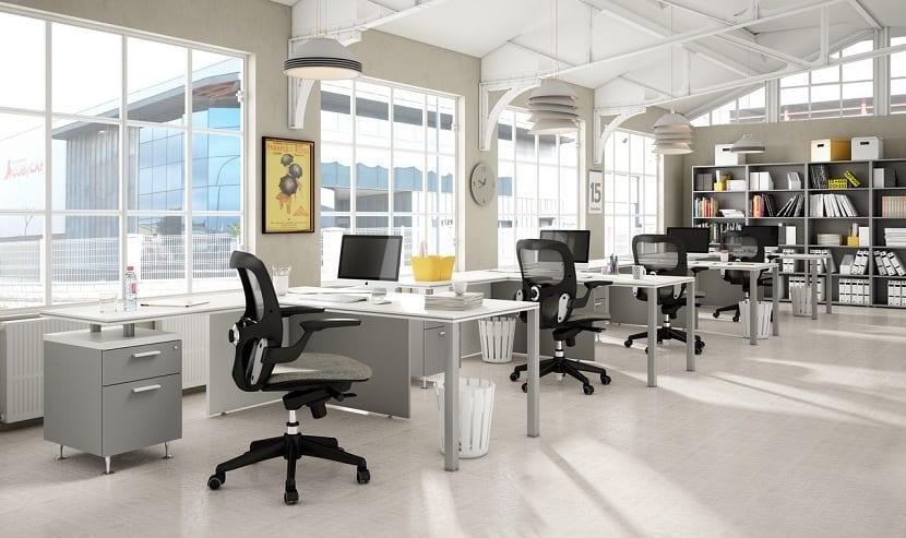 oficinas y alto consumo energetico