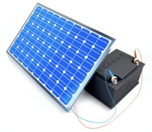 acumuladores de energia solar fotovoltaica