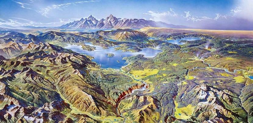 imagen de un ecosistema