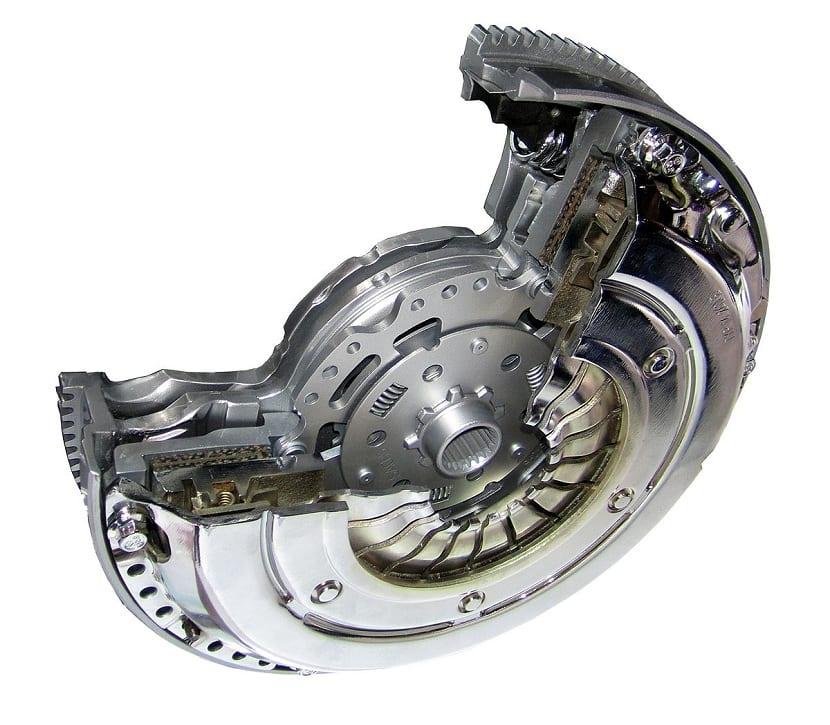 volante de inercia bimasa