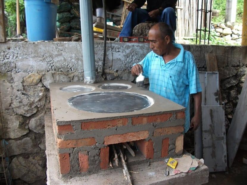 estufas ecológicas para ahorrar leña