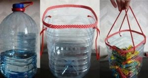 ideas para reciclar botellas de plastico