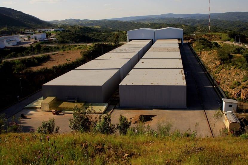 almacenamiento de residuos nucleares