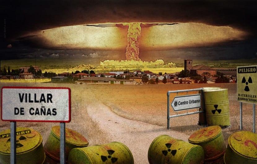 cementerio nuclear en España