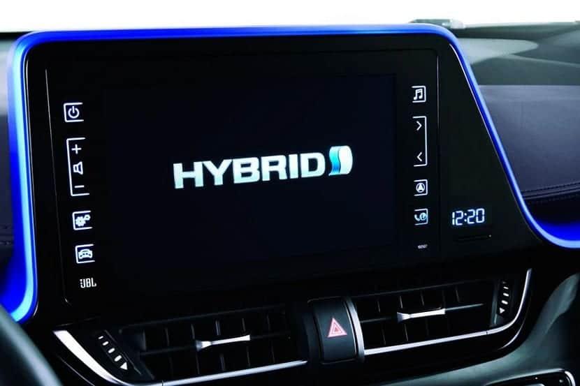 tecnologia de coches híbridos