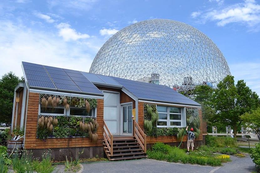 ventajas de las casas bioclimáticas