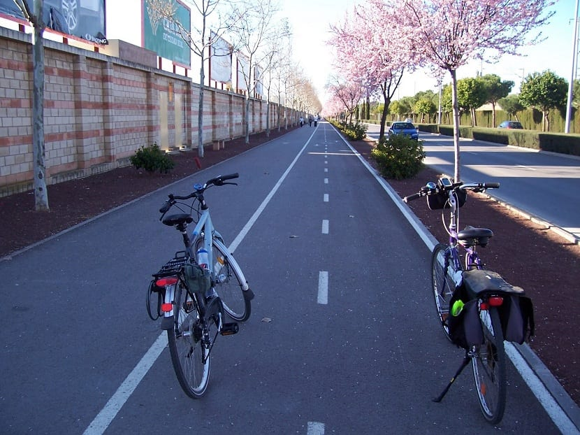 Carriles bici en el plan de movilidad sostenible