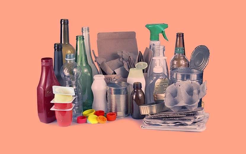 Qué cosas pueden ser recicladas