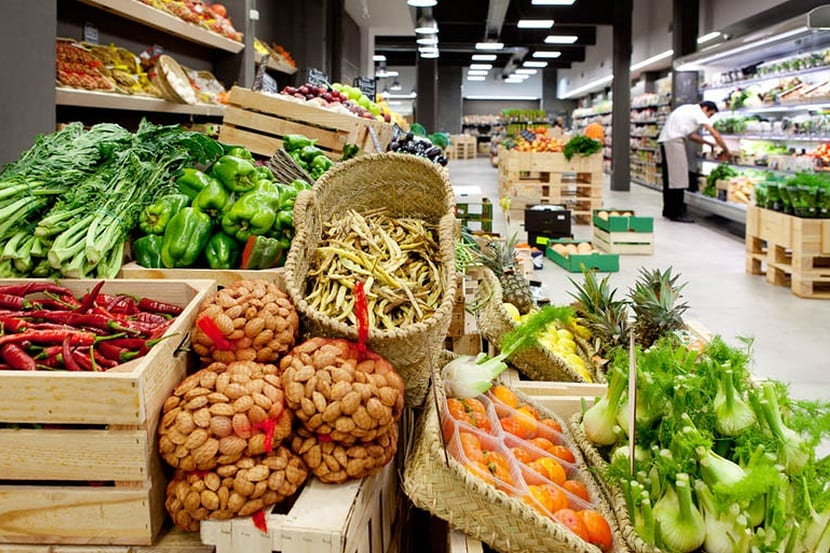 Venta de alimentos sostenibles