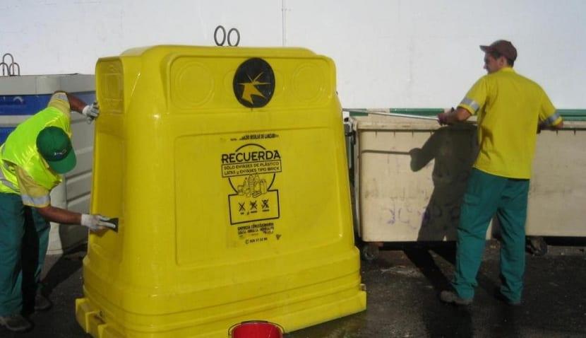 Errores en el reciclaje