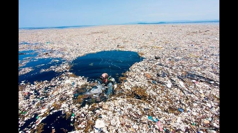 Islas de basura