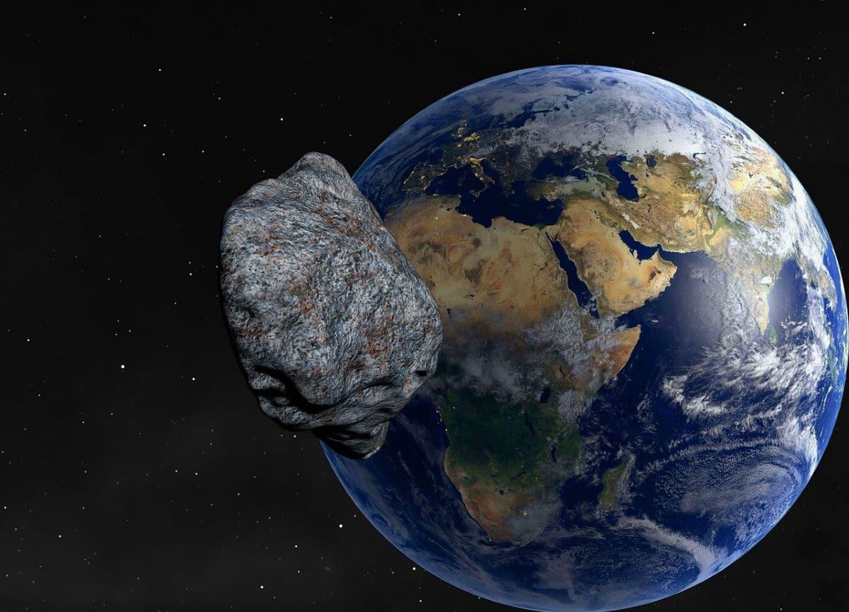 Los asteroides causaron extinciones masivas en el pasado